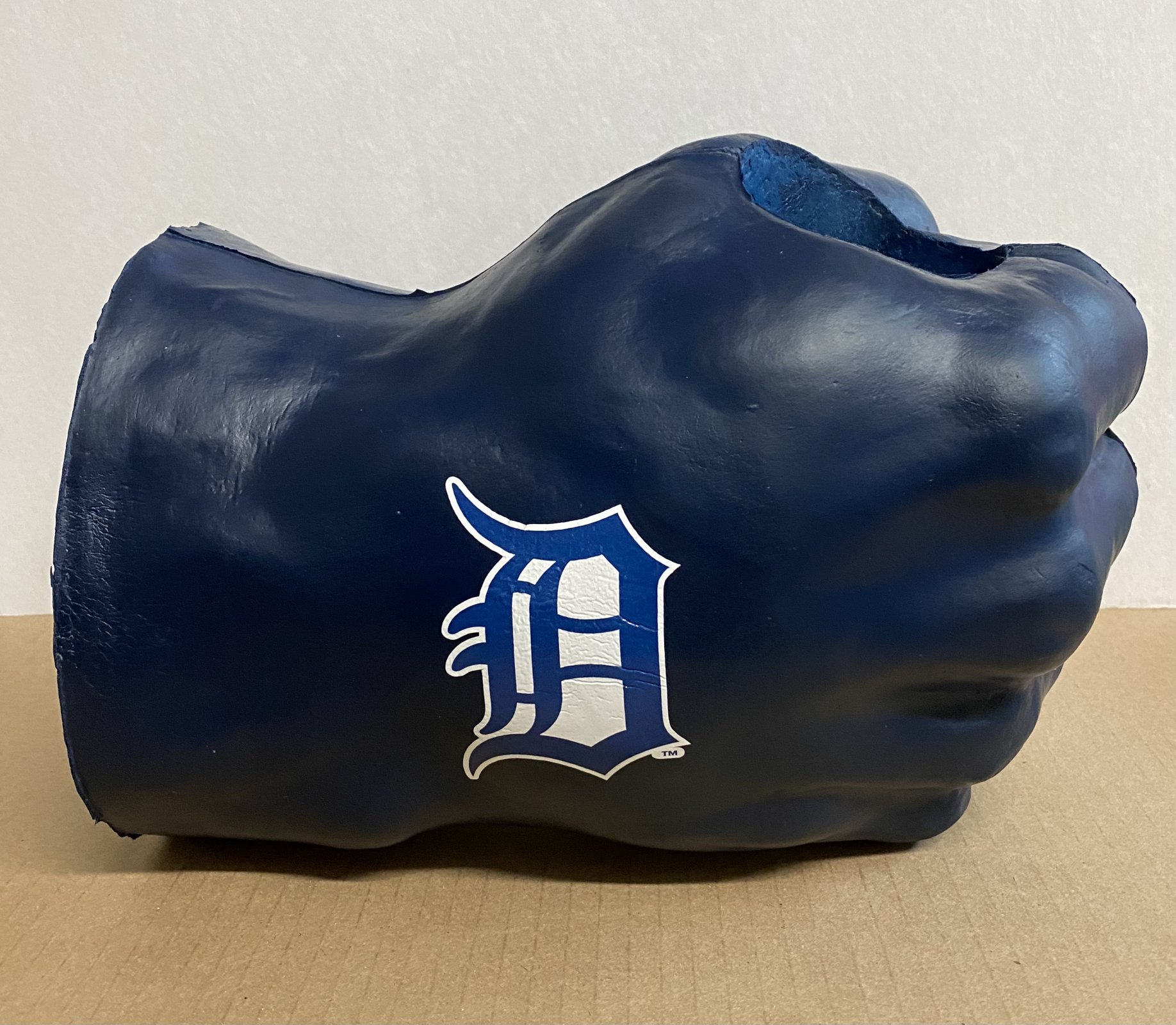 Detroit Tigers Fist Drink Holder