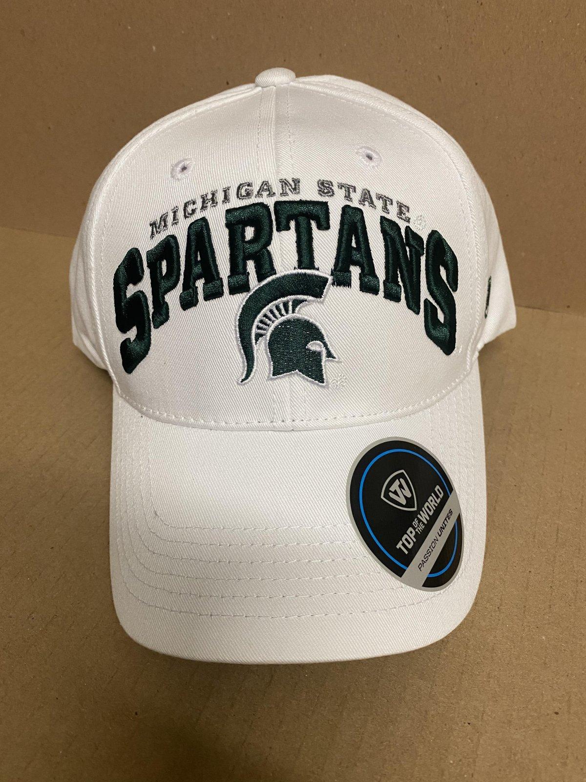 MSU Spartans Whiz Snapback Hat