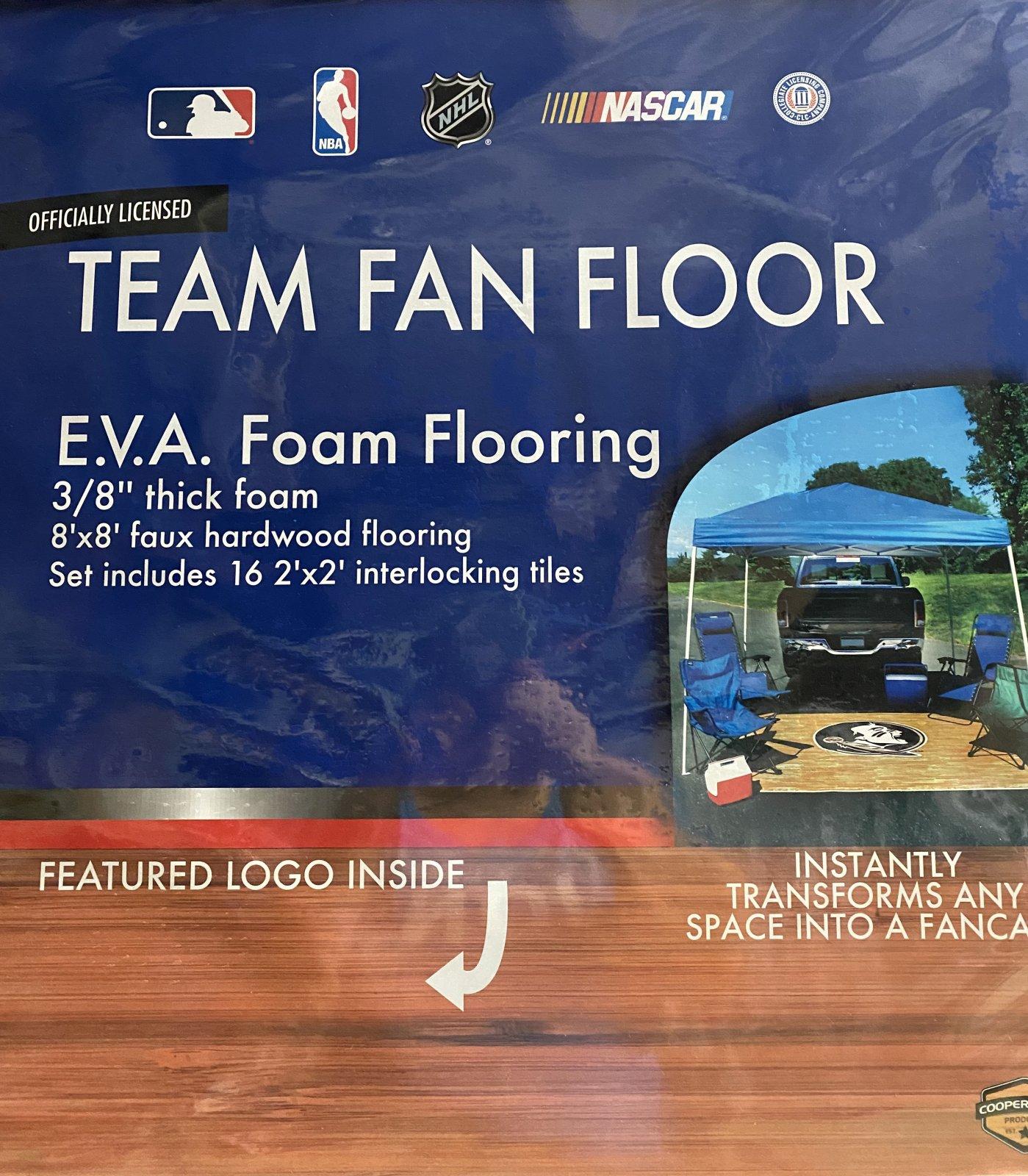 Detroit Tigers Fan Floor