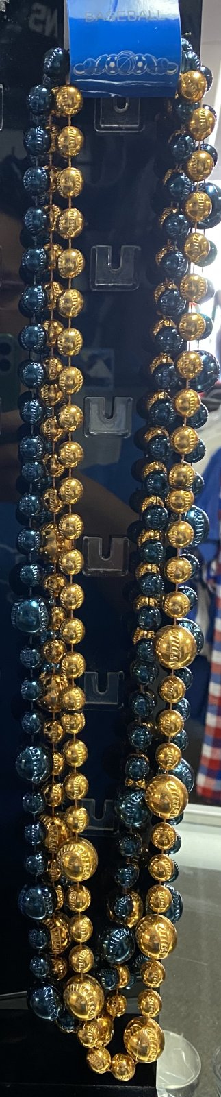 Detroit Tigers Baseball Team Beads