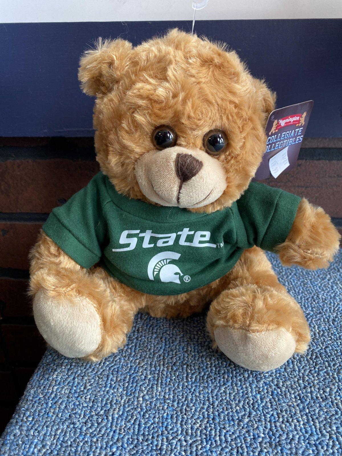 MSU Rally Bear