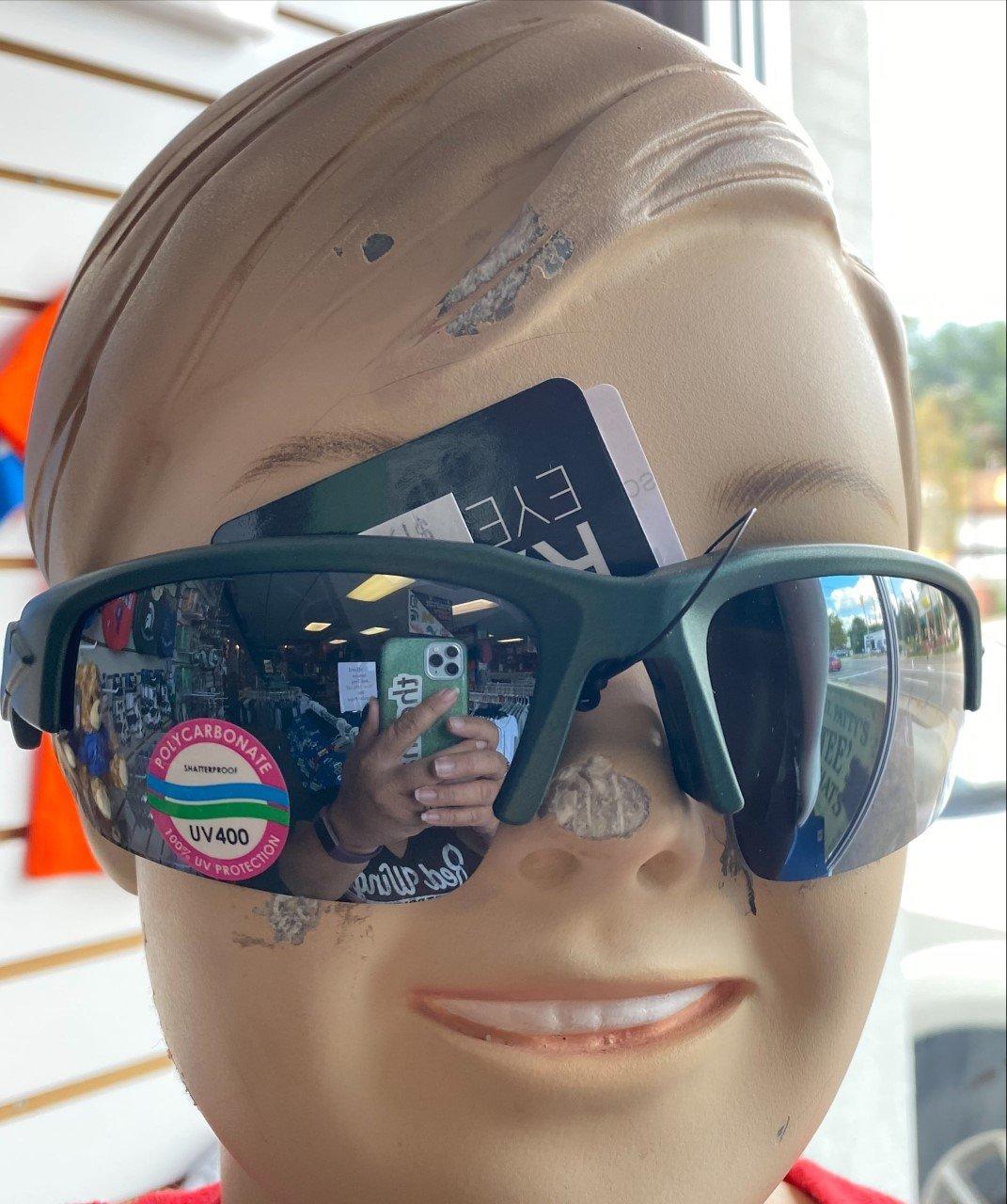 MSU Raze Sunglasses