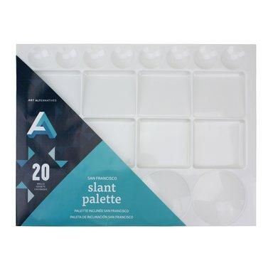 AA Palette Slant 20 Well