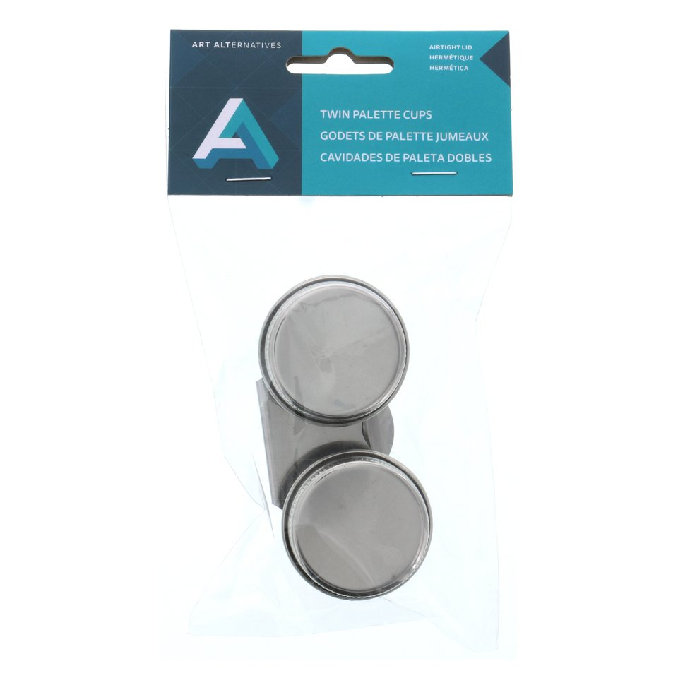 AA Palette Cup With Lid Double