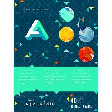AA Palette Paper 12X16