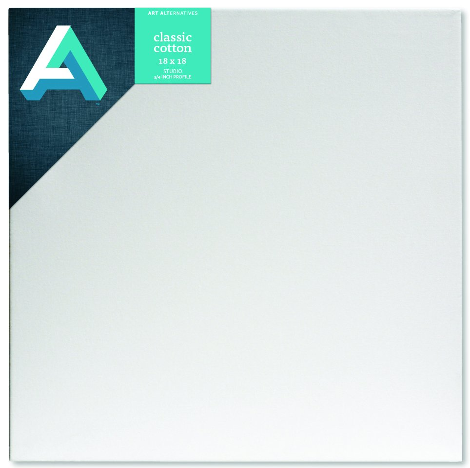 AA Canvas Studio 18X18