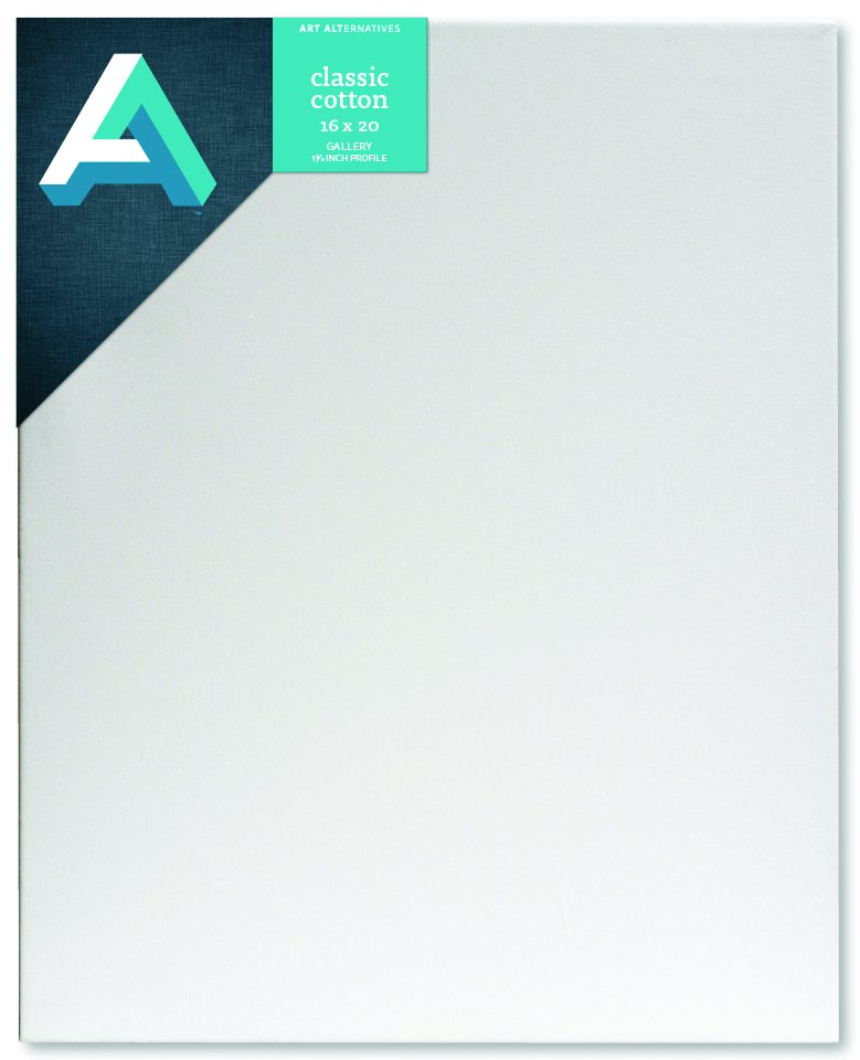 AA Canvas Gallery 12X48