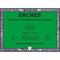 Arches WC Block Cold Press 140LB 10X14