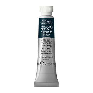 WN Artist Watercolor 5ML Phthalo Turquoise