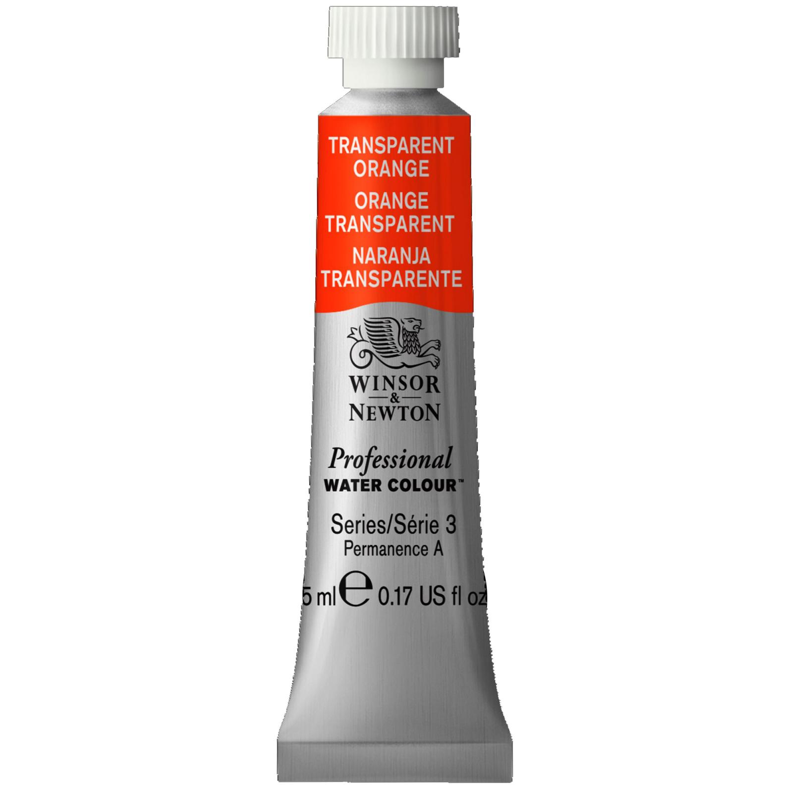 WN Artist Watercolor 5ML Transparent Orange