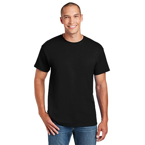 8000  Gildan® - DryBlend® 50 Cotton/50 Poly T-Shirt