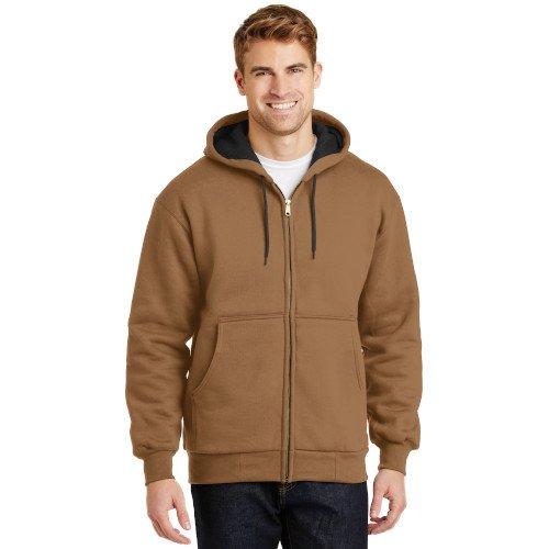 CS620  CornerStone® - Heavyweight Full-Zip Hooded Sweatshirt with Thermal Lining