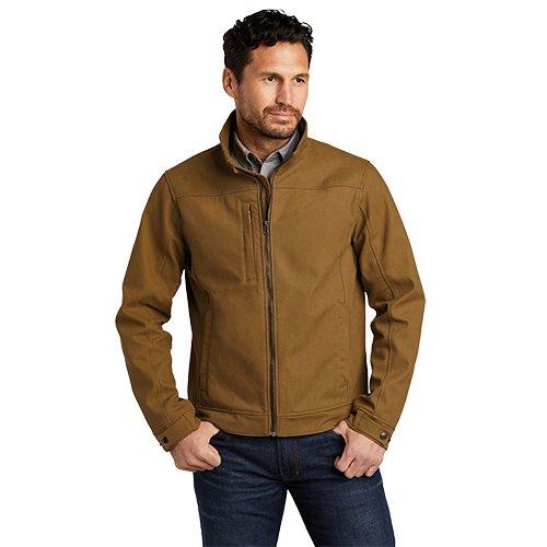 CSJ60 Corner Stone® Duck Bonded Soft Shell Jacket