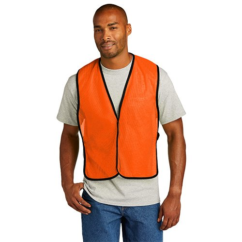 CSV01  CornerStone ® Enhanced Visibility Mesh Vest