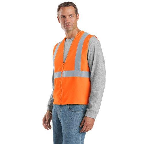 CSV400  CornerStone® - ANSI 107 Class 2 Safety Vest
