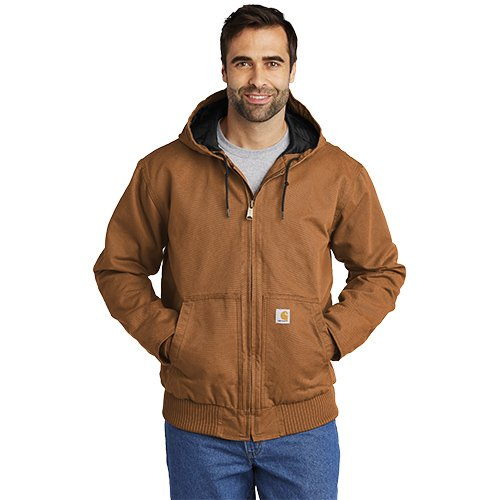 CTT104050  Carhartt® Tall Washed Duck Active Jac