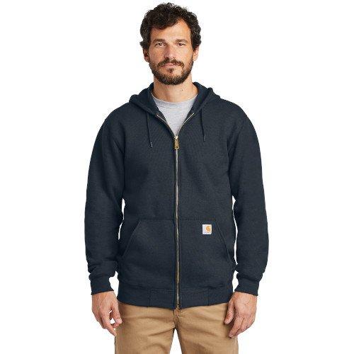 CTK122 Carhartt ® Midweight Hooded Zip-Front Sweatshirt