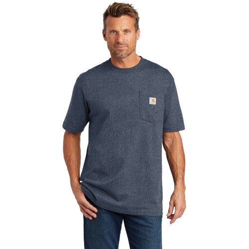 CTTK87  Carhartt ® Tall Workwear Pocket Short Sleeve T-Shirt