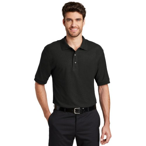 K500  Port Authority® Silk Touch? Polo