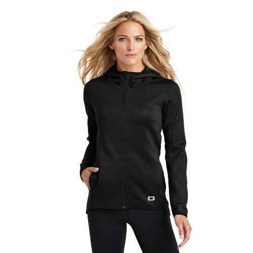 LOE728  OGIO ® ENDURANCE Ladies Stealth Full-Zip Jacket