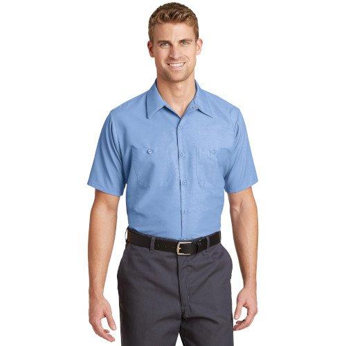 SP24  Red Kap® Short Sleeve Industrial Work Shirt