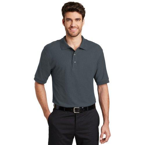 TLK500  Port Authority® Tall Silk Touch? Polo