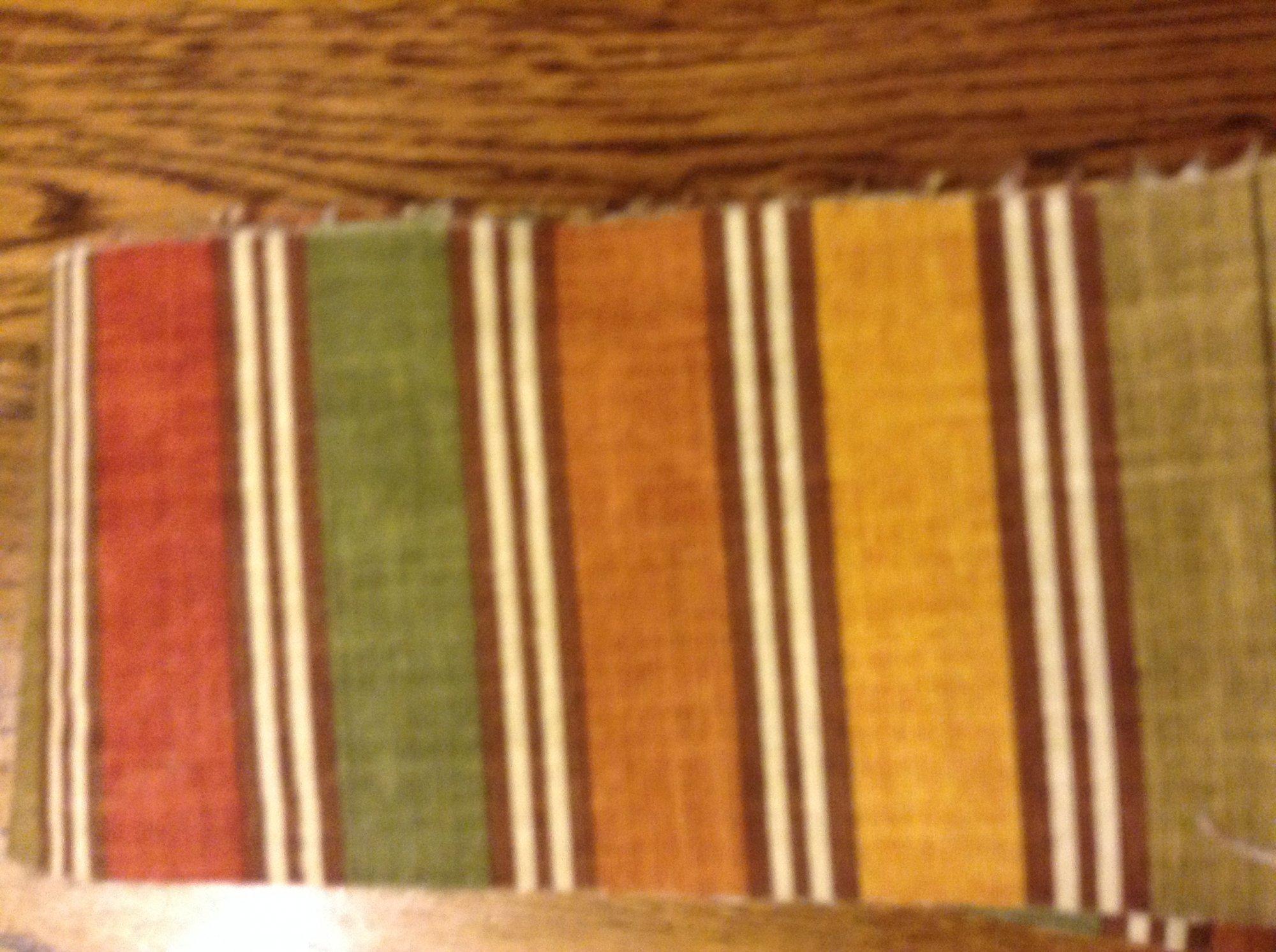 Binding Fall Colors