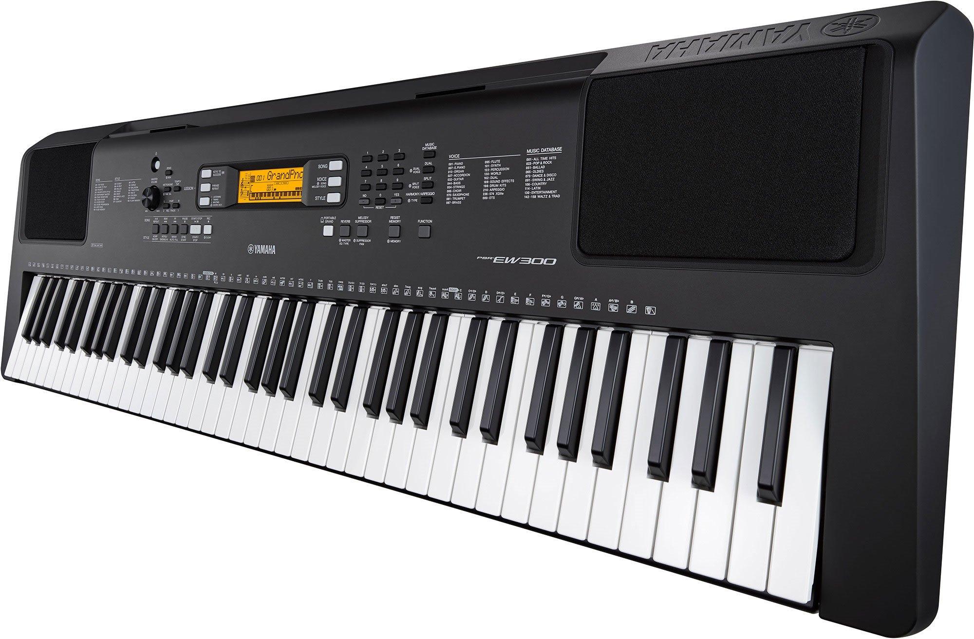 Yamaha PSR-EW300 76-Note Keyboard