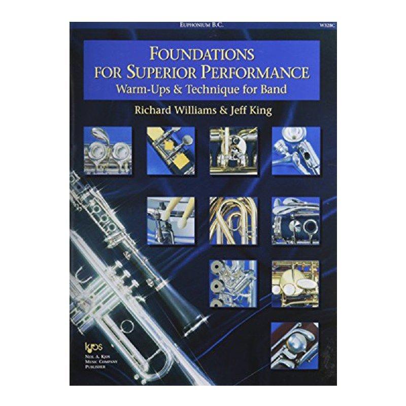 Euphonium BC Foundations for Superior Performance