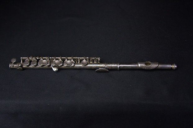 Bundy 204 Silver-Plated Piccolo