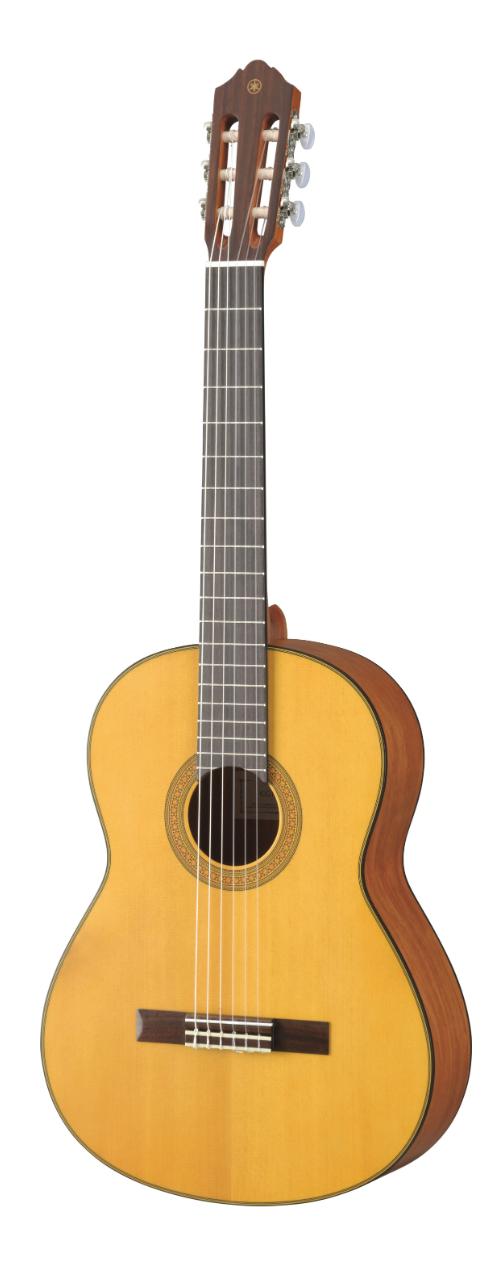 Yamaha CG122MSH Classical Guitar