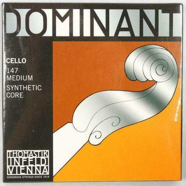 Thomastik Dominant 147 Cello 4/4 Strings