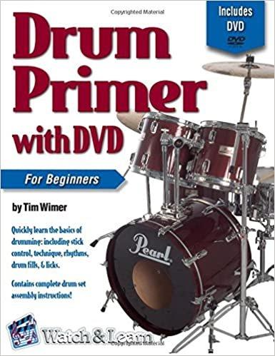 Drum Primer with DVD (Drum Set)