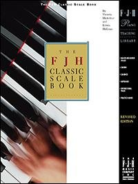 The Classic Scale Book - Piano