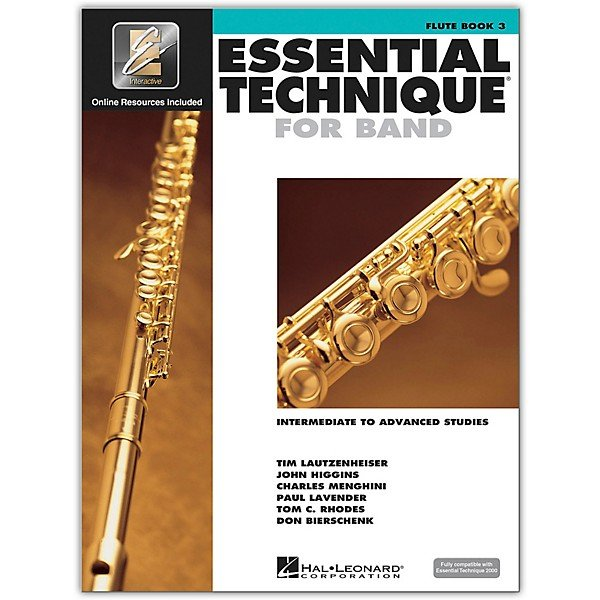 Flute Book 3 Essential Technique for Band