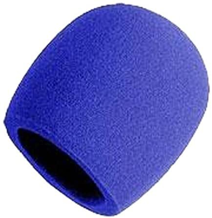 Hamilton KBC10M-BV Foam Mic Windscreen Blue