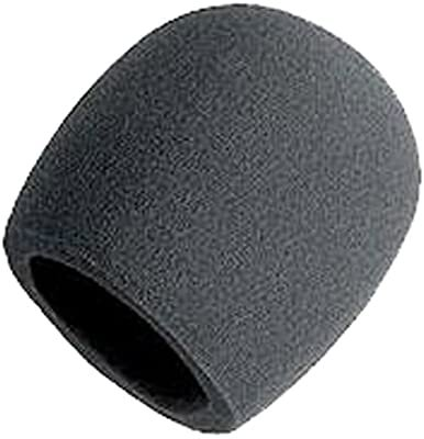 Hamilton Foam Mic Windscreen Grey