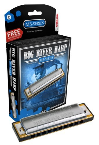 Hohner 590-C Big River Key of C Harmonica