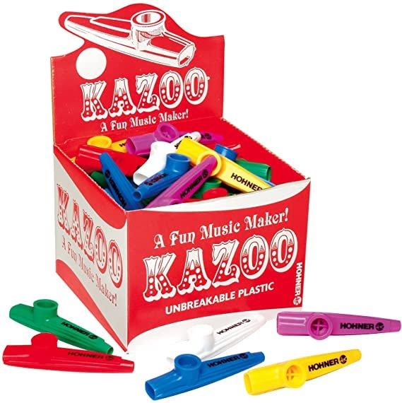 Hohner KC50 Plastic Kazoo