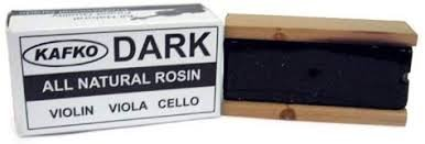 Kafko Violin / Viola / Cello Dark Rosin
