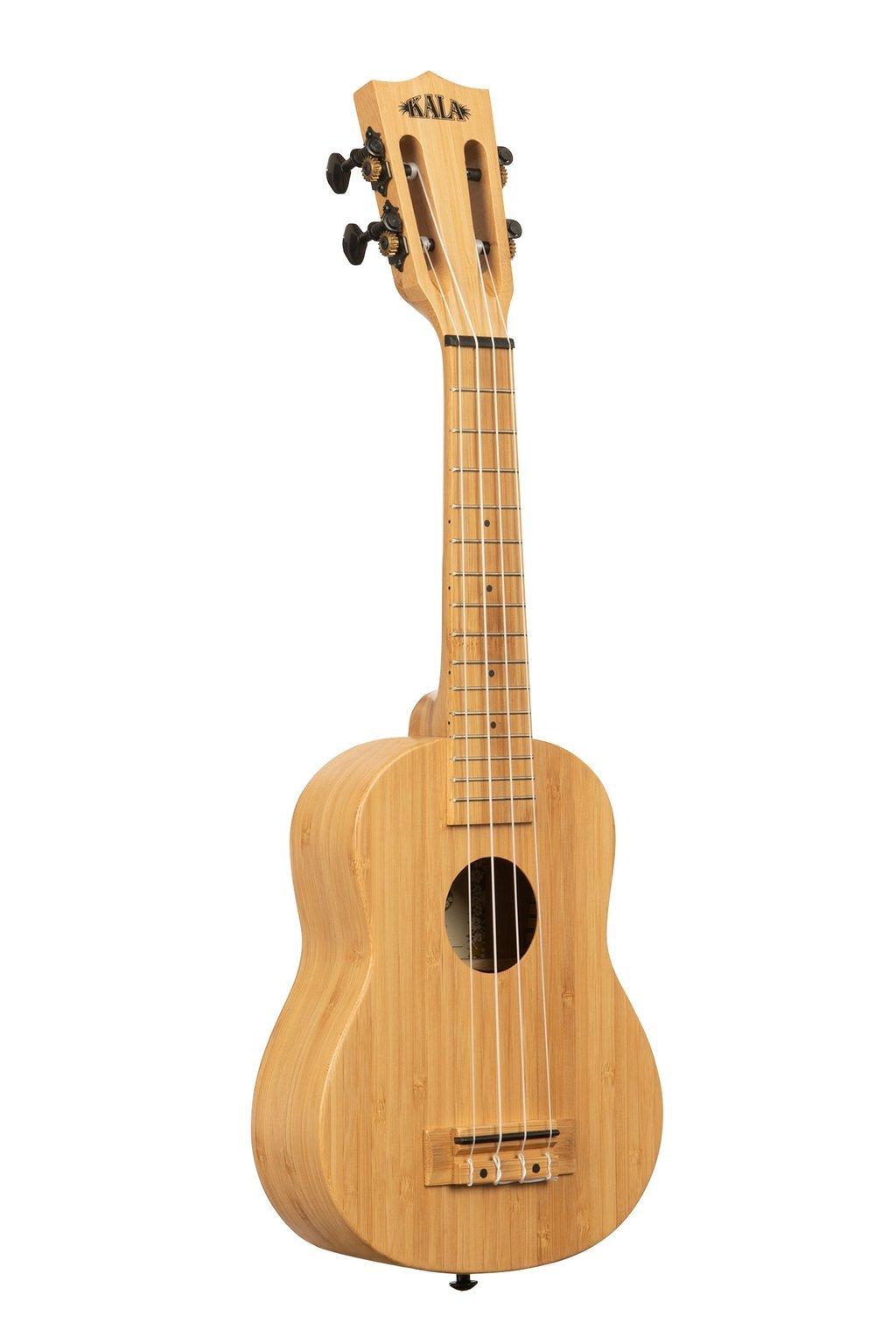 Kala KA-BMB-S Solid Bamboo Soprano Ukulele
