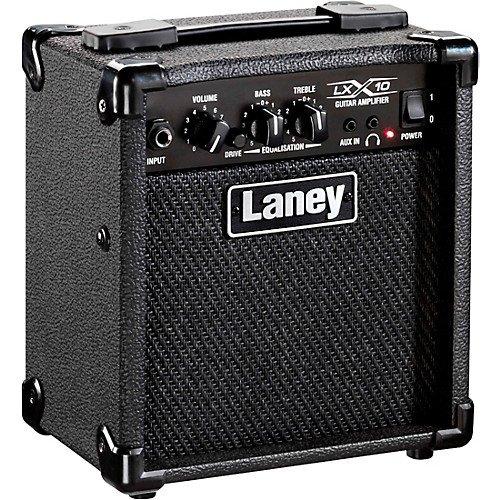 Laney LX10 Guitar Amp Black