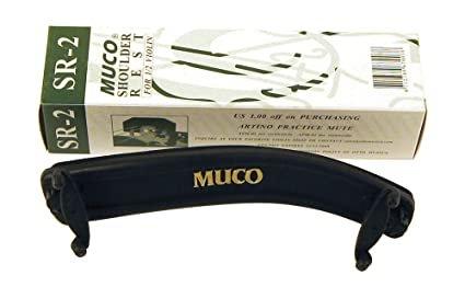 Muco SR-2 Shoulder Rest 1/2 - 3/4