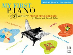 My First Piano Writing Book A Pre-Reading