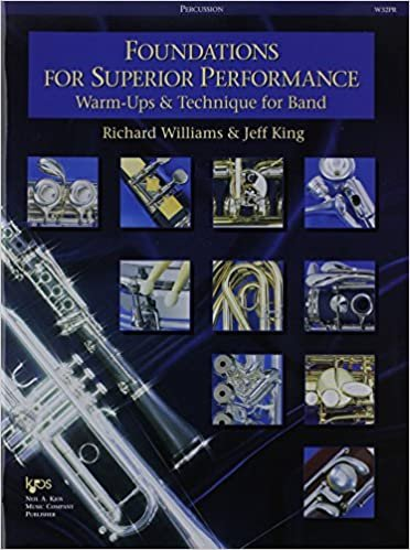 Percussion Foundations for Superior Performance