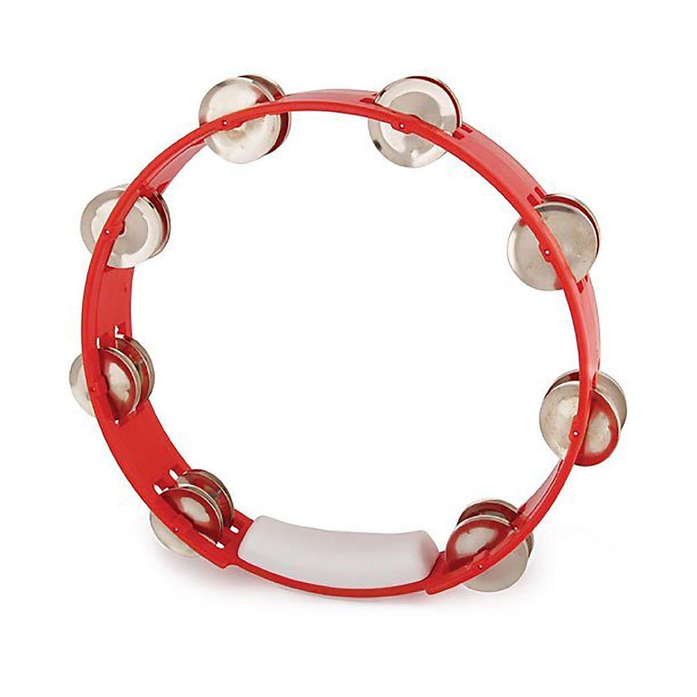 Rhythm Tech TC4030 10 Red Tambourine