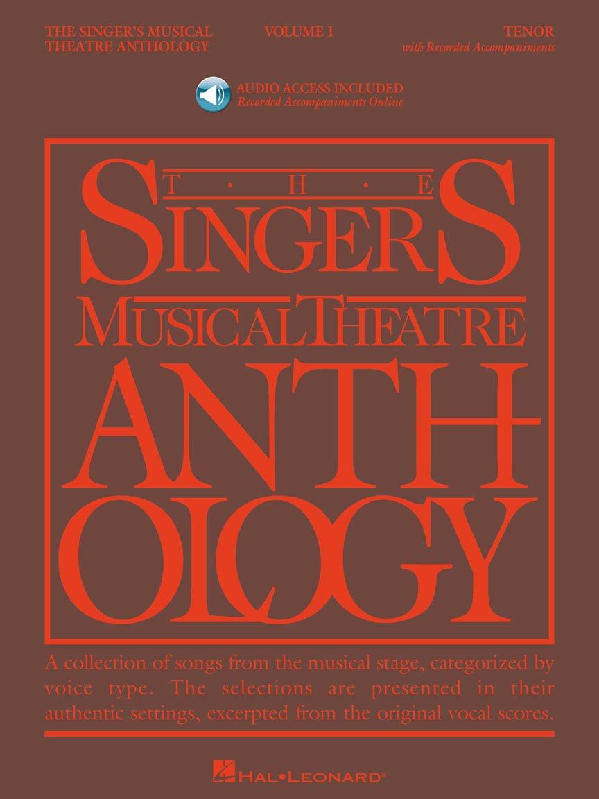 Singer's Musical Theatre Anthology Volume 1, Tenor