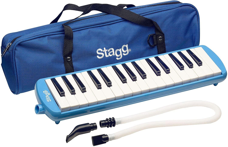 Stagg MELOSTA32BL Melodica Blue