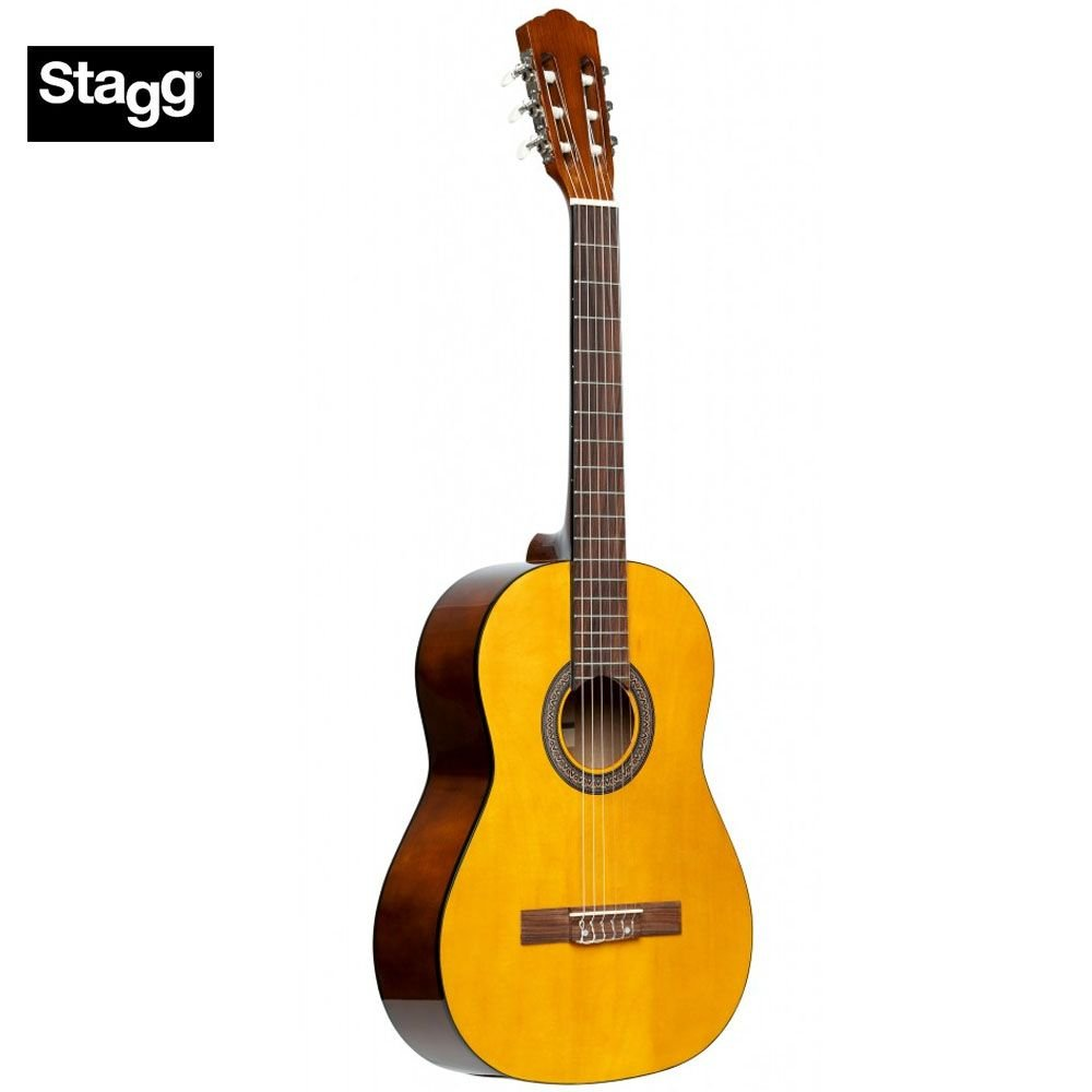 Stagg SCL50 3/4 Size Nylon Classical Style Guitar