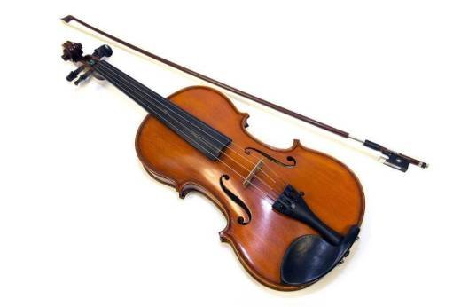 Bucharest 4KFVN44 4/4 Violin